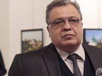 Rus Büyükelçi Karlov Suikastında Biri Polis 2 Kişi Tutuklandı