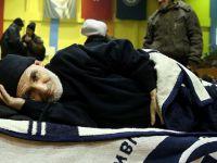 Soğuk Kış Günlerinde Evsizleri 'Isıtacak' Talimat