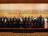 İslam İşbirliği Teşkilatı'ndan (İİT) Arakan Bildirisi