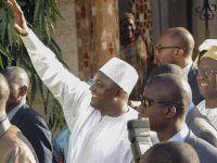Gambiya'nın Başına Getirilen Adama Barrow İngilizlere Diyet Ödüyor