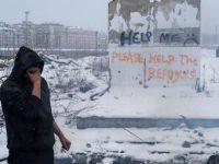 Mülteciler Sırbistan'da Ölüme Terkedildi