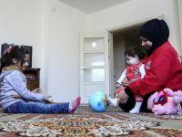 """""""Halepli Yetimlerin Korkuları Acılarından Fazlaydı"""""""