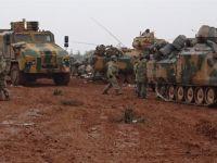 IŞİD El-Bab'da TSK'ya Saldırdı