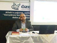 "Gaziosmanpaşa Özgür-Der'de ""Emanet"" Kavramı İşlendi"