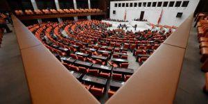 Anayasa Değişikliğinin 14, 15, 16 ve 17. Maddeleri Kabul Edildi