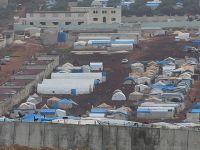 Suriye'deki Mülteci Kampında Patlama: 6 Kişi Hayatını Kaybetti!