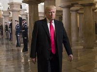 Trump'ın İlk Ziyareti CIA Merkezine