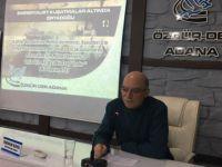 Adana'da Emperyalist Kuşatmalar Altında Ortadoğu Konuşuldu