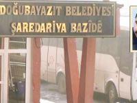HDP'li Doğubeyazıt Belediye Başkanı Gözaltında