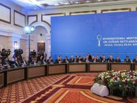 Suriye Konulu Astana Görüşmelerinde İkinci Gün