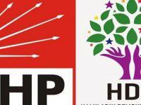 """HDP ve CHP Arasında """"En Güçlü Hayırcı Biziz!""""' Polemiği"""