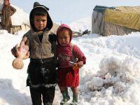 Afganistan'da 27 Çocuk Donarak Öldü