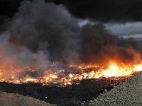 Musul'un 11 Petrol Kuyusundaki Yangın Hâlâ Sürüyor!