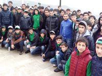 Özgür-Der Lise Gençliği'nin İskenderun Kampında Gezi Günü