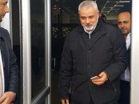 İsmail Heniyye, 5 Ay Aradan Sonra Gazze'ye Döndü