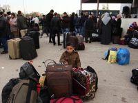 Refah Sınır Kapısı Geçici Olarak Açıldı!