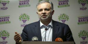 HDP'li Ayhan Bilgen ile Lezgin Botan Gözaltına Alındı