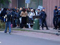 Belçika'da 81 Mülteci Gözaltına Alındı!