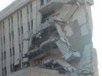 ABD, İdlib'deki Özgür Suriye Kızılayı'na Saldırdı!