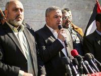 İşkenceci İsrail Protesto Edildi: Esirlerimizi Unutmayacağız!