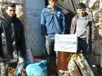 Özgür-Der Hama ve Halep'e 9 Yardım TIR'ı Daha Gönderdi