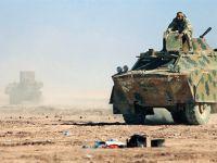 PKK/PYD, ABD Zırhlılarıyla Gövde Gösterisi Yaptı!