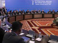 Astana'da 3'lü Mekanizma Toplantısı