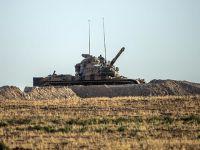 El-Bab'da Stratejik Tepeler Ele Geçirildi