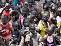 """""""Dört Yılda 1,5 Milyon Güney Sudanlı Komşu Ülkelere Geçti"""""""