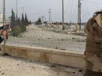 Genelkurmay Başkanlığı: el-Bâb'da Kontrol Büyük Ölçüde Sağlandı