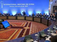 Astana'daki Suriye Konulu Toplantı Başladı!