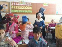 Hayırda Buluşanlar Topluluğu Muş-Yeşilova'da Çocukları Sevindirdi