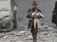 Esed Güçleri Lazkiye ve İdlib'e Saldırdı: 11 Kişi Yaralandı!