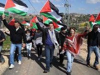İşgalci İsrail'den Batı Şeria'daki Gösterilere Gazlı Müdahale!