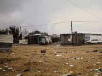Gazzelilerin Küçük Teneke Evlerdeki Zorlu Yaşamı!