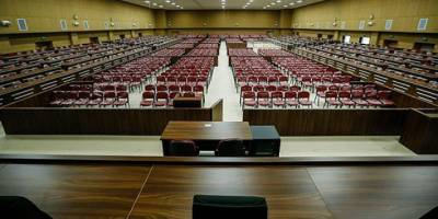 Darbecilerinin Yargılanacağı Bin 558 Kişilik Salon Duruşmalara Hazır