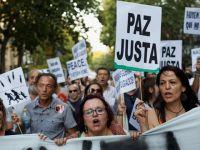 Barselona'da Mülteci Protestosu: Sınırları Açın