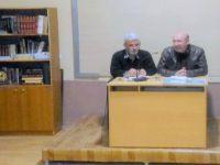 """Akhisar Özgür-Der'de """"Müslümanlığımızla Yüzleşme"""" Semineri Yapıldı"""