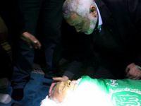 Heniyye Yusuf Muhaviş'in Cenaze Törenine Katıldı
