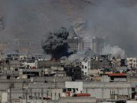 Esed Güçleri Şam'ı Vurdu: 97 Yaralı