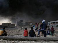 Save The Children: Musul'da 350 Bin Çocuk Tehdit Altında