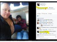 """Suriyeli İşçiyi Dövdü, """"Türk'ün Suriyeliye intikamı"""" Olarak Paylaştı"""