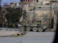 PKK/PYD: Afrin'de Türkiye'nin Vurduğu Bölgeye Rus Askeri Konuşlandı