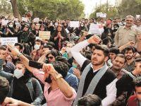 İran'ın Stratejik Ahvaz Bölgesinde Gösteriler Bir Haftayı Geride Bıraktı
