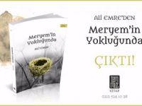 """Ali Emre'nin Yeni Şiir Kitabı """"Meryem'in Yokluğunda"""" Okuyucuyla Buluştu"""