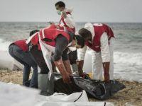 87 Göçmenin Cansız Bedeni Libya Kıyılarına Vurdu!
