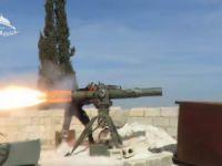 Tahriru'ş Şam TOW Füzesiyle Saldırdı