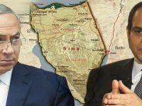 Sisi'den İsrail'e Filistinlileri Sina'ya Tıkalım Teklifi!