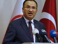 Bozdağ'dan ABD Adalet Bakanı'na 'Gülen' Mektubu