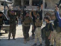 ÖSO Birlikleri el Bab'ın Alınmasını Kutladı